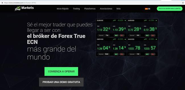 IC Markets, Broker ECN Recomendado-pantalla1.jpg