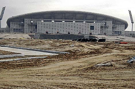 Madrid no conseguirá los Juegos-madrid-estadio-olimpico.jpg